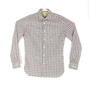 Banana Republic Mens Small Shirt Slim Fit